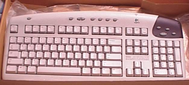 logitech itouch cordless keyboard logitech mouseman cordless rh imike net Logitech G11 Manual Logitech Wireless Keyboard User Manual
